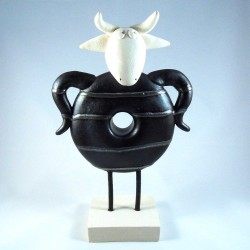 Vache râleuse Olga