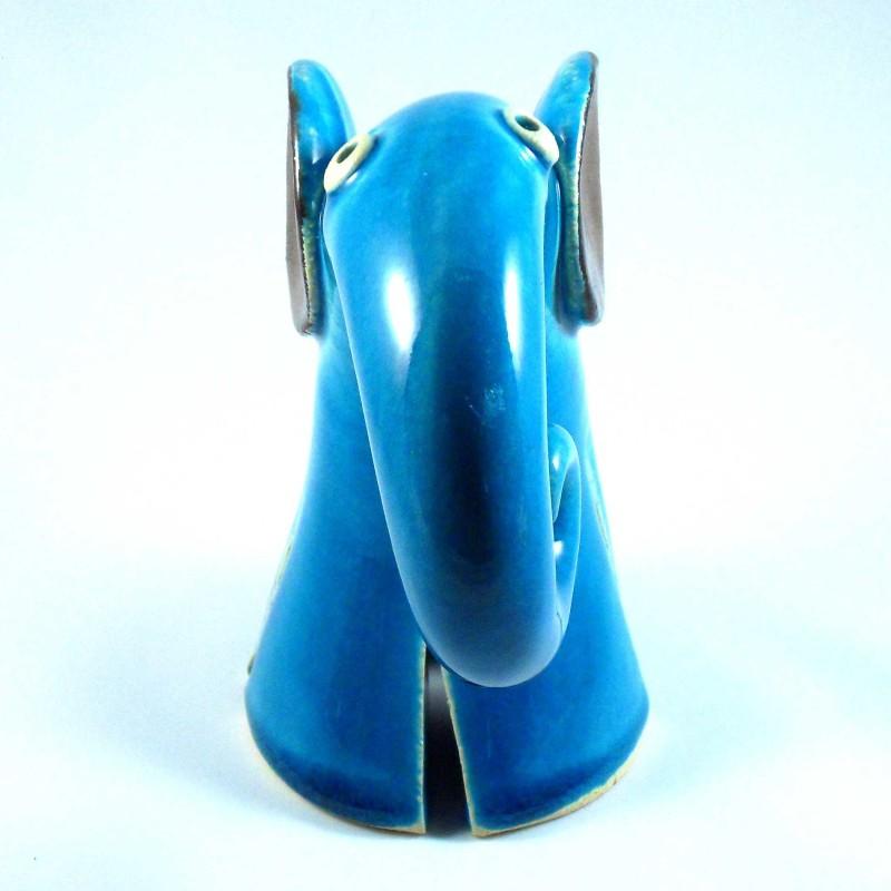 Eléphant céramique Renato