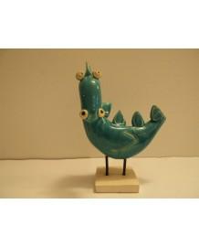 Dragon céramique