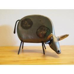 Vache céramique Maïté