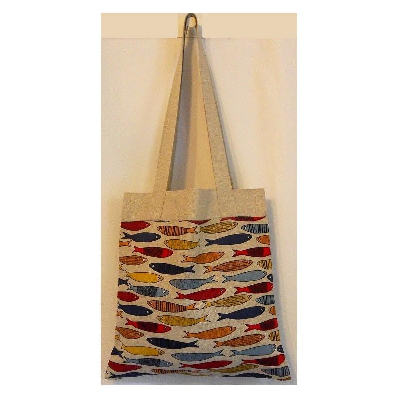 Sac sardines