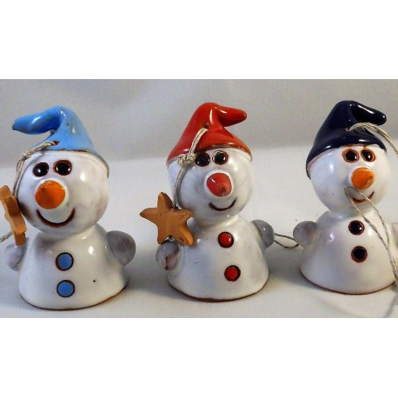 Carillon bonhomme de neige
