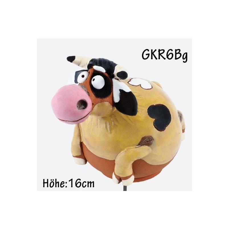 Vache céramique