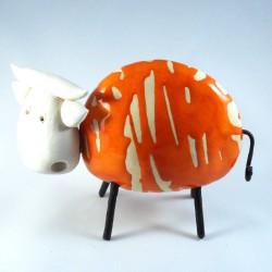 Vache bicolore Patsy Junior