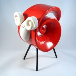 Bélier grand modèle Ramsey céramique