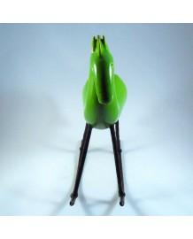 Cheval céramique petit modèle Jumpy