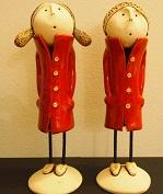 Figurines les élégantes